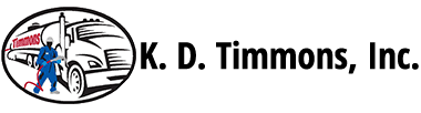 K. D. Timmons, Inc. Logo